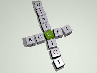 Buret District