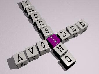 Avoided crossing