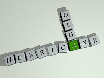 Hurricane Olga
