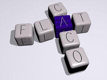 Flat caco