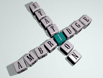 Ambridge station