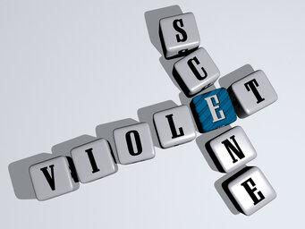 Violet Scene