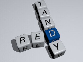 Red Tandy
