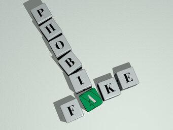 Fake phobia