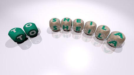 To Sheila