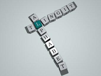Tlingit alphabet