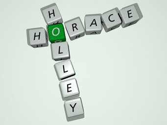 Horace Holley