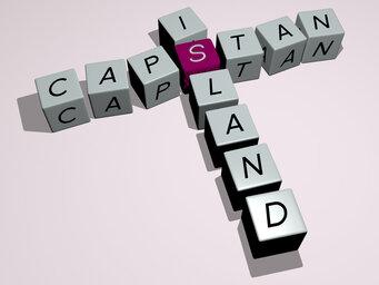Capstan Island