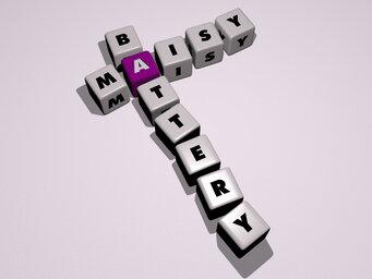 Maisy battery