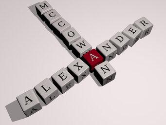 Alexander McCowan