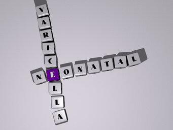 Neonatal varicella