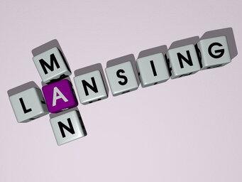 Lansing Man