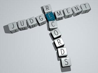 Judgement Records
