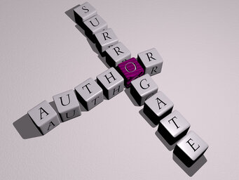 Author surrogate