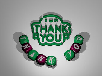 What does a heartfelt thank you mean?
