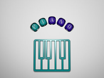 What is a piano etude?