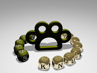 Are brass knuckles illegal?