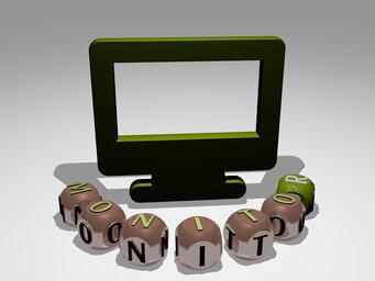 Can I run a monitor through USB?