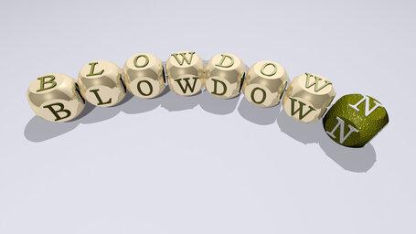 blowdown