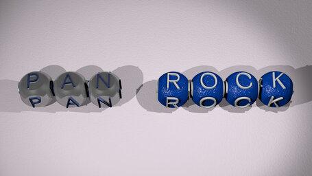 pan rock