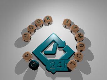 24 hour symbol