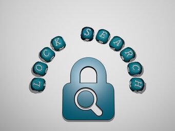 lock search