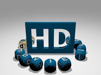 hd movie logo