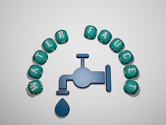 water-faucet