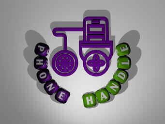 phone handle