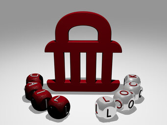 jail lock
