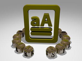 letter-symbol