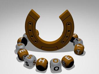 horseshoe tool