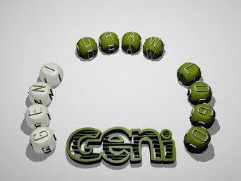 geni draw logo