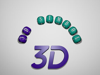 3d-symbol