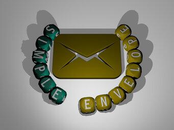 simple envelope