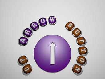 up arrow button