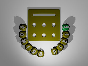 domino piece
