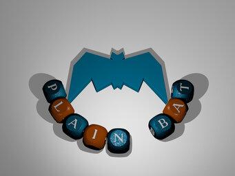 plain bat