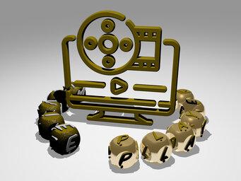 movie player