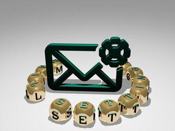 mail settings