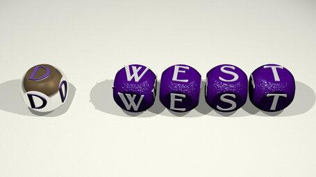 D West