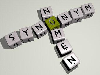 synonym nomen