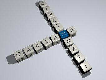 oakland cincinnati
