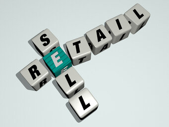 retail sell
