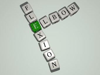 elbow flexion