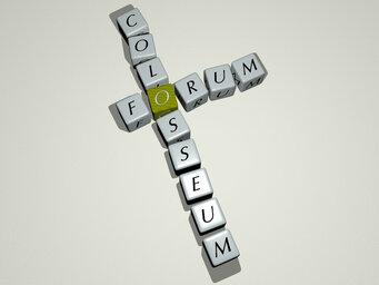 forum colosseum