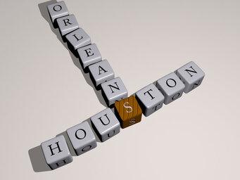houston orleans