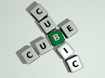 cube cubic