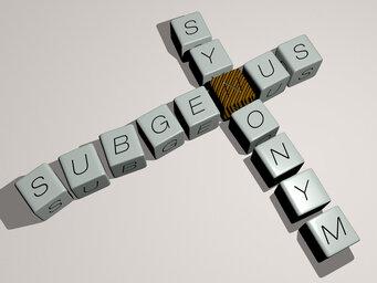subgenus synonym