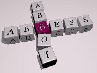 abbess abbot